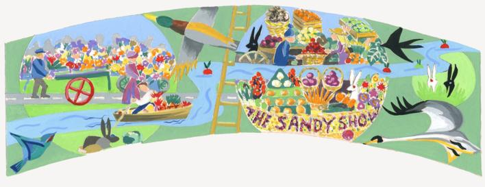 Sandy Design Two